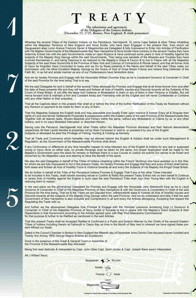 Treaty of 1725