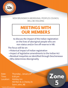 Zone 5 members consultation meeting - Indian Registration @ Holiday Inn